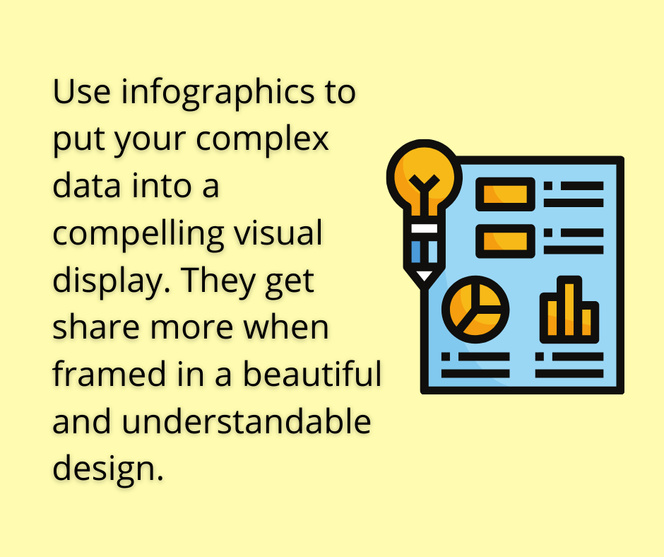 using infographics in emails