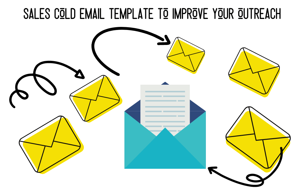 cold email templates for sales outreach